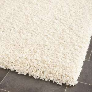 Safavieh Shag Collection SG151 1212 Ivory Shag Area Rug, 5