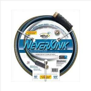 5/8 x 50 Neverkink Heavy Duty Hose Patio, Lawn & Garden