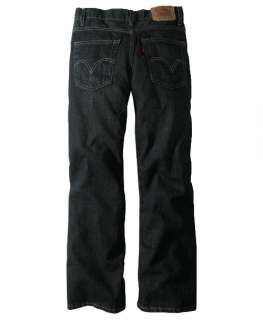 NWT Levis 527 Boot Cut Boys Denim Jeans Size 8 to 20 039304129278