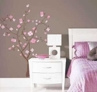 CHERRY BLOSSOM TREE WALL DECALS Deco Stickers 034878467207