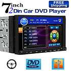 M899 7 2 din car radio stereo touch screen d