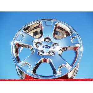 Freestyle Set of 4 genuine factory 17inch chrome wheels Automotive