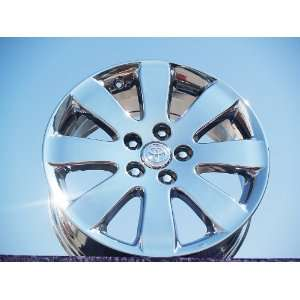 Avalon Set of 4 genuine factory 17inch chrome wheels Automotive