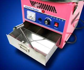 New MTN Commercial Cotton Candy Machine Floss Maker