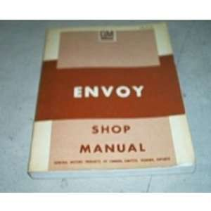 1967 GMC Envoy Truck Service Shop Repair Manual Oem 67