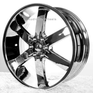 24 AC55 Wheels, Rims Chevy Ford,escalade GMC