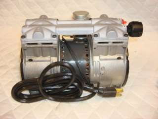 THOMAS DIAPHRAGM VACUUM PUMP 2688CE44 115V 1600RPM NEW