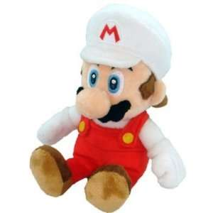 Nintendo Super Mario Bros. Fire Mario Plush Toys & Games