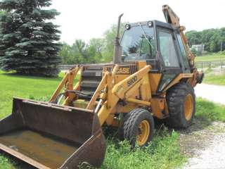 Case 580D 580 D CK Loader Backhoe Tractor Shop Service Manual