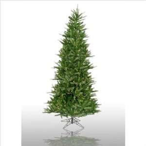 Prelit Slim Tiffany Spruce Artificial Christmas Tree