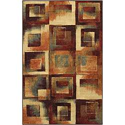 Mohawk Home Mobile Blocks Multi Rug (8 x 10)