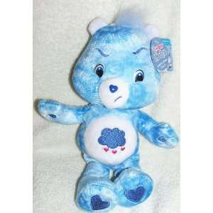 2007 The New Care Bears 10 Plush Tie Dye Grumpy Bear Doll