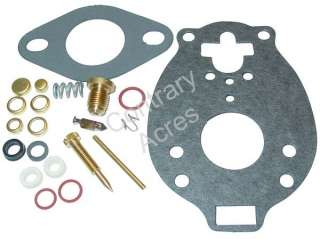 Farmall 130 140 200 230 240 340 404 424 Carburetor Kit