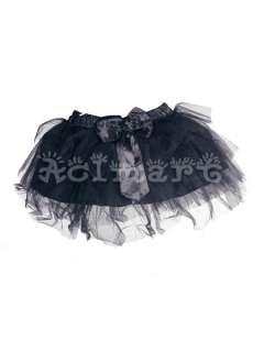 Girl Fairy Princess Ballet Tutu Dress Dance Skirt 2 3y