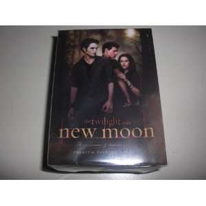 Neca Twilight New Moon Trading Cards Basic Set (84 Cards