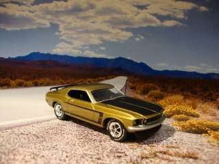 1969 Ford Mustang Boss 302 Fastback L@@K NEW 1970 GT