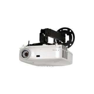 Peerless Ppb Universal Wall/ceiling Projector Mount [black