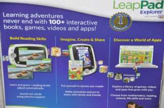 Leap Frog LeapPad Explorer Learning Tablet with Camera 32200