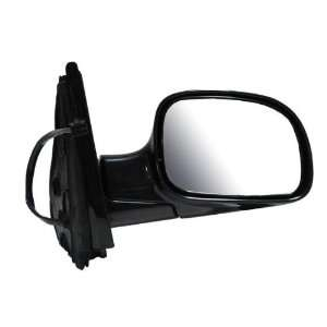 New Passengers Power Side View Mirror w/Heat Aftermarket