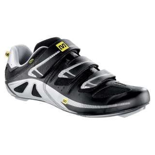 Mavic 2011 Peloton Road Cycling Shoes   Black   Size 12 125968