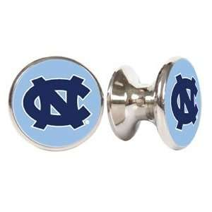 North Carolina Tar Heels NCAA Stainless Steel Cabinet Knobs / Drawer