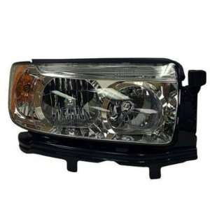 FORESTER HEADLIGHT ASSEMBLY EXC XENON, PASSENGER SIDE   DOT Certified