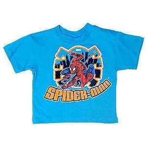 SPIDERMAN Light Blue T Shirt (2T) Baby