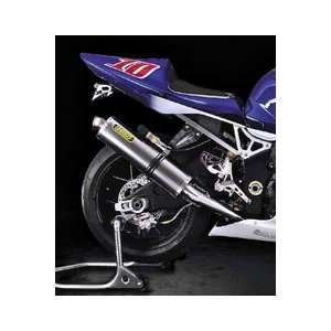 Harris Performance Exhaust   Suzuki GSXR 1000 (00 02) Automotive