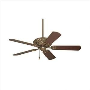 Emerson Fans CF936GBZ Zurich Luminair Ceiling Fan in Gilded Bronze