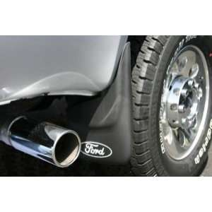 Ford Super Duty F Series Splash Guards, Front (4x2 Only