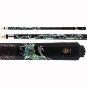 58in Showcase G Series G1903 Two Piece Pool Cue