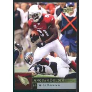Steve Breaston   Cardinals   2009 Upper Deck NFL Football Trading Card