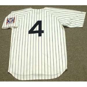 LOU GEHRIG New York Yankees 1939 Majestic Cooperstown Throwback