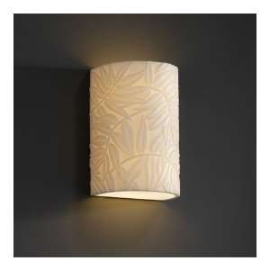 Justice Design Group PNA 0945 BMBO Porcelina 2 Light