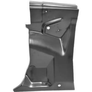 New Ford Mustang Inner Fender Apron   Rear, LH 71 72 73 Automotive