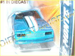 86 CHEVY CHEVROLET MONTE CARLO SS HOLLEY HOT WHEELS HW DIECAST 2011