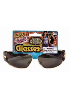 Hip Hop Glasses  Cheap 80s Halloween Costume for Accessories