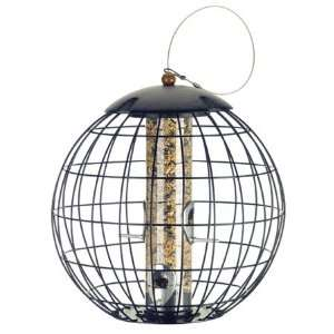 Squirrel Proof Cage Seed Bird Feeder Patio, Lawn & Garden