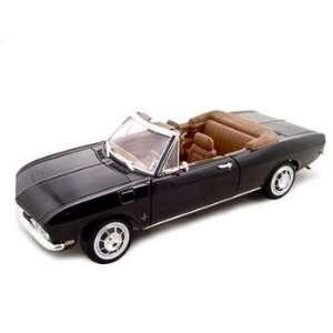 1969 Chevrolet Corvair Diecast Model Black 118 Toys & Games