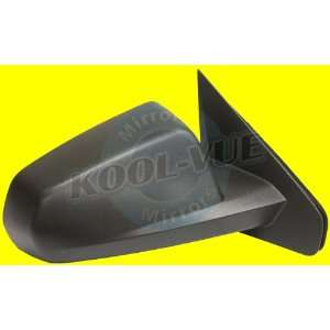 QP D2244 a Dodge Black Power Passenger Side Mirror
