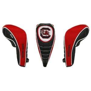NCAA South Carolina Gamecocks Shaft Gripper Driver Headcover