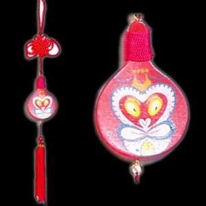 Feng Shui Protective Red Guardian Good Luck Charm