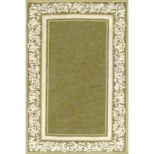 Green Indoor/Outdoor Rug   HRGRP   8 x 10 Rectangle
