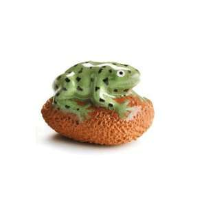 Frog Pumice Stone Foot Scrubber   Fair Trade