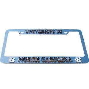 North Carolina State Wolfpack License Plate Tag Frame