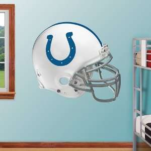 NFL Indianapolis Colts Helmet Vinyl Wall Graphic Decal Sticker