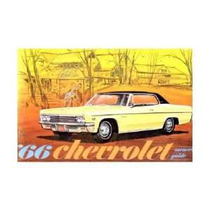 1966 CHEVROLET IMPALA FULL SIZE Owners Manual Guide Automotive