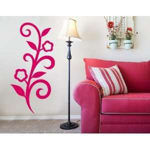 Design Flower   Vinyl Wall Decal