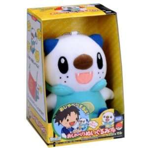 Takara Tomy Pokemon Black & White Talking Plush Toy   5