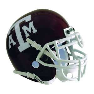 TEXAS A&M AGGIES OFFICIAL FULL SIZE SCHUTT FOOTBALL HELMET